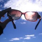 Protokoll und Poster Download Schutzwirkung von Sonnenbrillen
