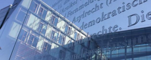 Grundgesetz, Berlin, Germany, 2011